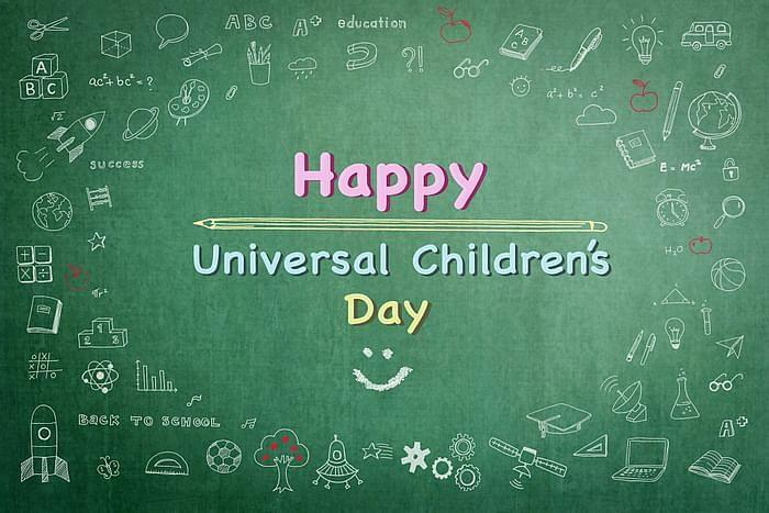 Children's Day wishes for sharing on WhatsApp.