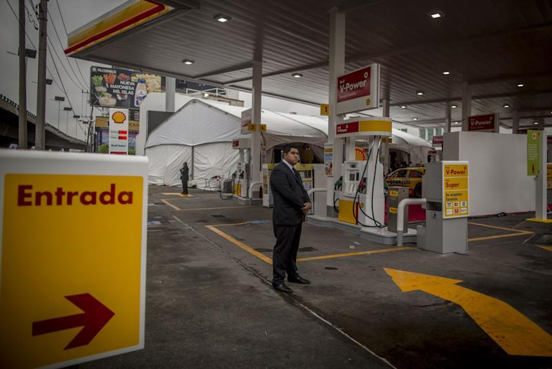 Shell Brings Fuel to Mexico in Push for 15% of Retail Market