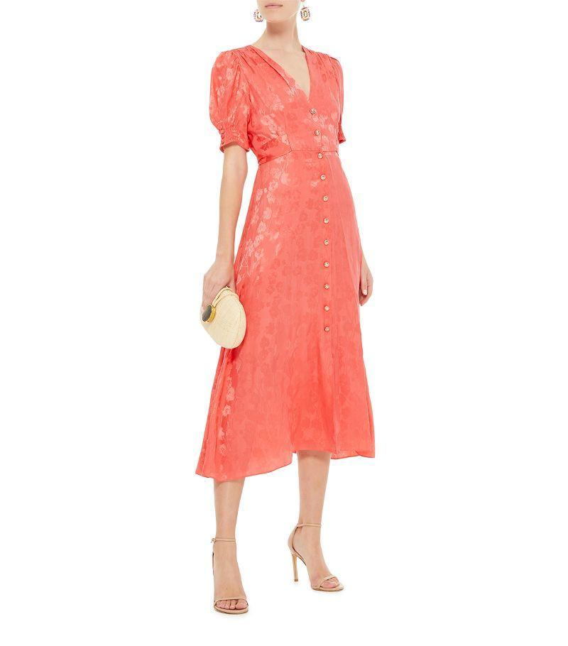 Wear this to the wedding and beyond. Available in sizes 0 to 10.