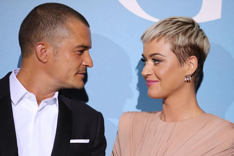 Katy Perry spills all about Orlando Bloom's proposal to Jimmy Kimmel: 'He did so well'