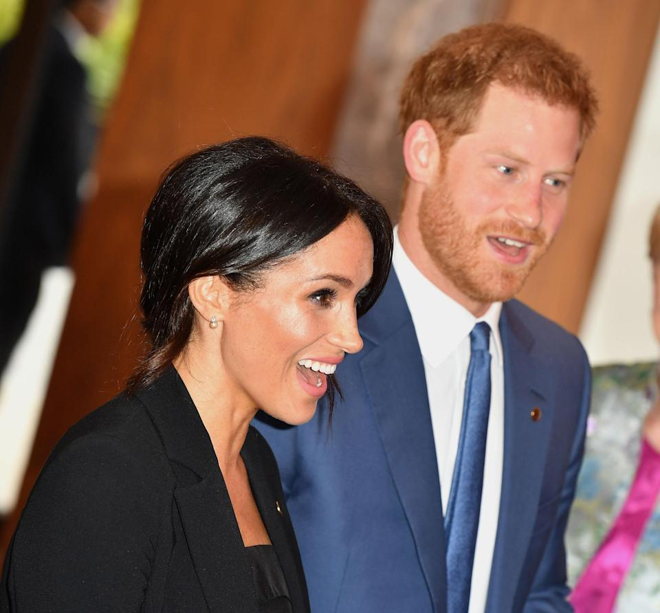 What name will Meghan and Harry give their baby? Source: Getty