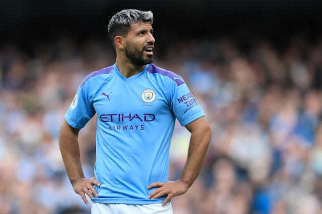 Despite leading the Premier League in scoring once again, Manchester City have been uncharacteristically wasteful with their chances. (Getty)