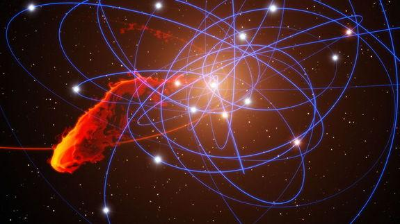 Ultrafast Stars Discovered Racing Through Milky Way