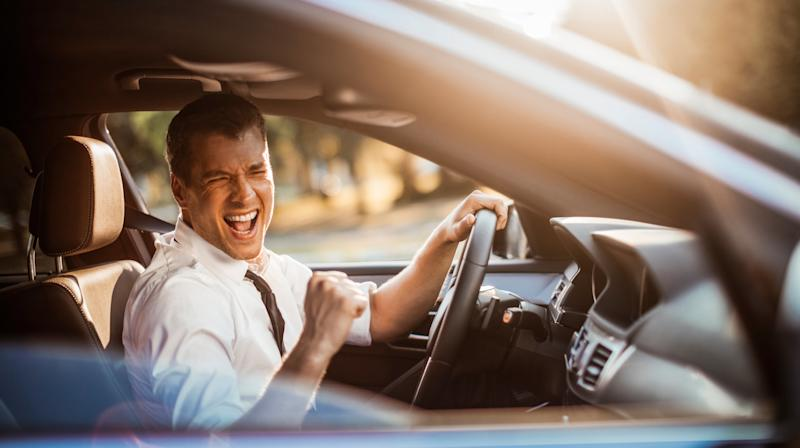 Man Gets $117 Traffic Ticket After Singing '90s Dance Hit In Car