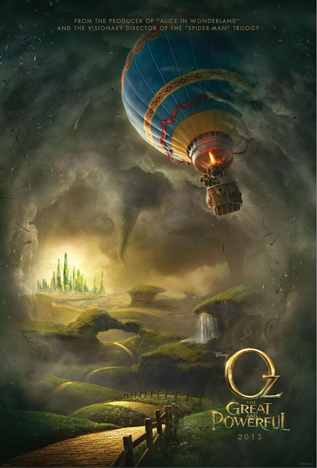 """Walt Disney Pictures' """"Oz, The Great and Powerful"""" - 2012"""