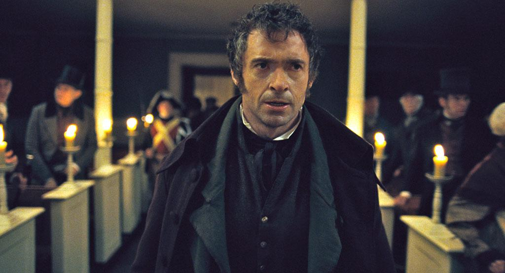 "Hugh Jackman in Universal Pictures' ""Les Miserables"" - 2012"