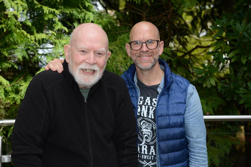 Paul and Nick Harvey (Music for Dementia/PA)