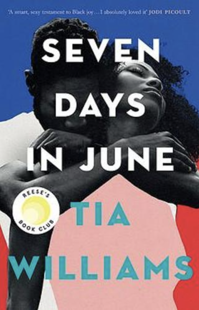 """<em><strong>Seven Days In June</strong></em><strong> Tia Williams</strong><br><br>Super-successful erotica author Eva and high-brow literary author Shane are the hot new couple in the Black literary world. But there's more to their 'new' romance than meets the eye.<br><br>Over seven days, Eva tries the romance everyone's rooting on for size but with a past like the one Eva and Shane have, what chance is there of being the couple the world wants them to be?<br><br><em>Out now</em><br><br><strong>Quercus Publishing</strong> Seven Days In June - Tia Williams, $, available at <a href=""""https://uk.bookshop.org/books/seven-days-in-june-the-sexiest-love-story-of-the-summer-and-reese-witherspoon-book-club-pick/9781529418965"""" rel=""""nofollow noopener"""" target=""""_blank"""" data-ylk=""""slk:bookshop.org"""" class=""""link rapid-noclick-resp"""">bookshop.org</a>"""