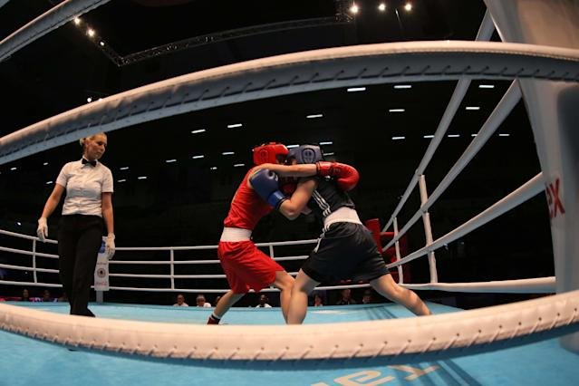 The Olympic boxing qualifiers for Asia and Oceania were moved to Jordan from China.