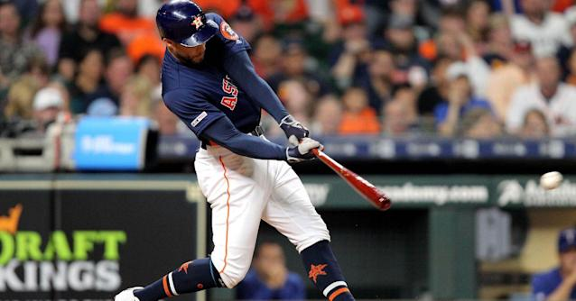 Welcome Back George Springer : What he means to the Astros.