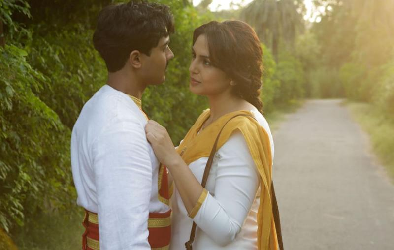 Manish Dayal and Huma Qureshi also star in the movie. Source: Supplied