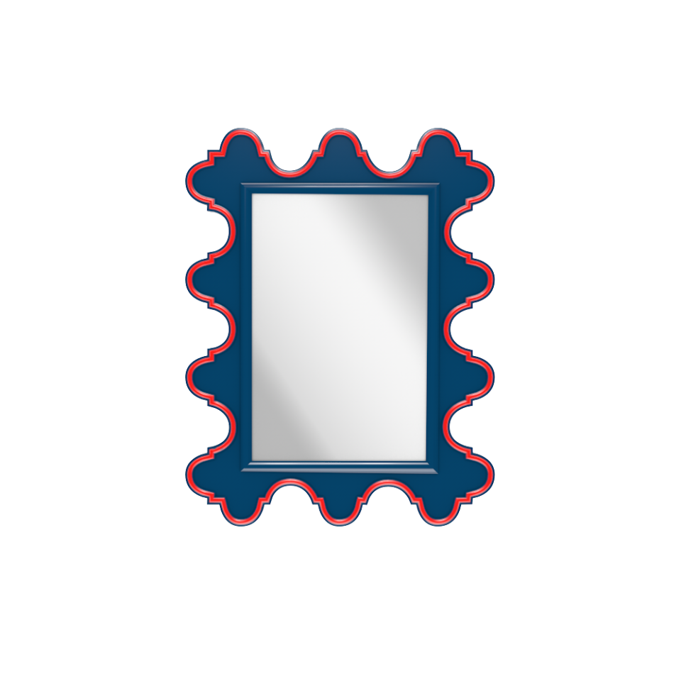 """<p>oomphhome.com</p><p><strong>$1895.00</strong></p><p><a href=""""https://oomphhome.com/collections/mirrors/products/easton-mirror"""" rel=""""nofollow noopener"""" target=""""_blank"""" data-ylk=""""slk:Get the Look"""" class=""""link rapid-noclick-resp"""">Get the Look</a></p><p>This lacquered mirror is customizable with 21 different colors and a contrasting trim for a piece that is uniquely you. </p>"""