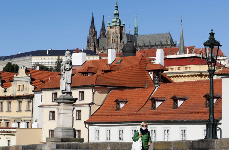 Czech government closes bars, schools in what PM calls 'one shot' to curb COVID-19 surge