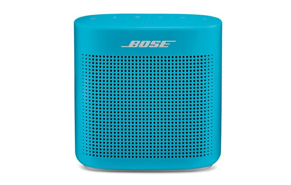 "<p><a href=""https://www.currys.co.uk/gbuk/audio-and-headphones/audio/hifi-systems-and-speakers/bose-soundlink-color-ii-portable-bluetooth-wireless-speaker-aqua-10148297-pdt.html"" rel=""nofollow noopener"" target=""_blank"" data-ylk=""slk:Currys PC World, £129.95"" class=""link rapid-noclick-resp""><i>Currys PC World, £129.95</i></a><br><br></p>"