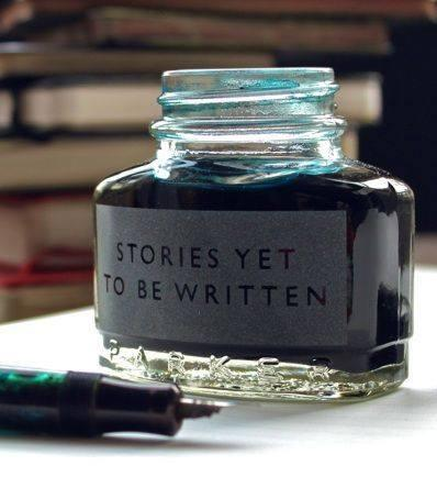 What stories have yet to be written? (Writing About Writing Facebook Page)