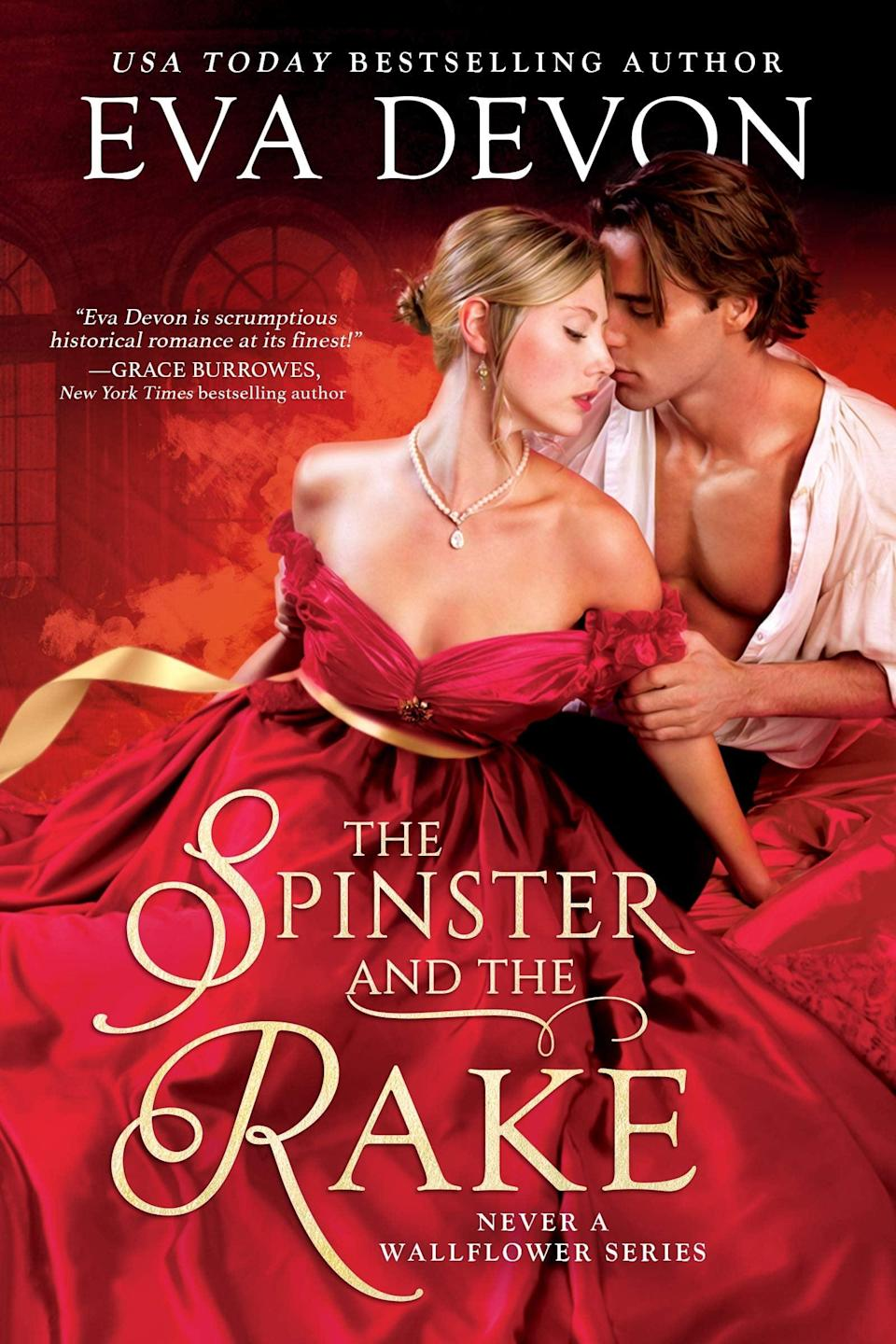 <p>Thanks to <strong>Bridgerton</strong>, TV fans are buzzing about sexy rakes and daring ladies, but romance fans have long known that historical romances are an absolutely divine treat. But just in case you needed reminding, Eva Devon's <span><strong>The Spinster and the Rake</strong></span> is here to put a sexy twist on <strong>My Fair Lady</strong> this February. </p> <p><em>Out Feb. 9</em></p>