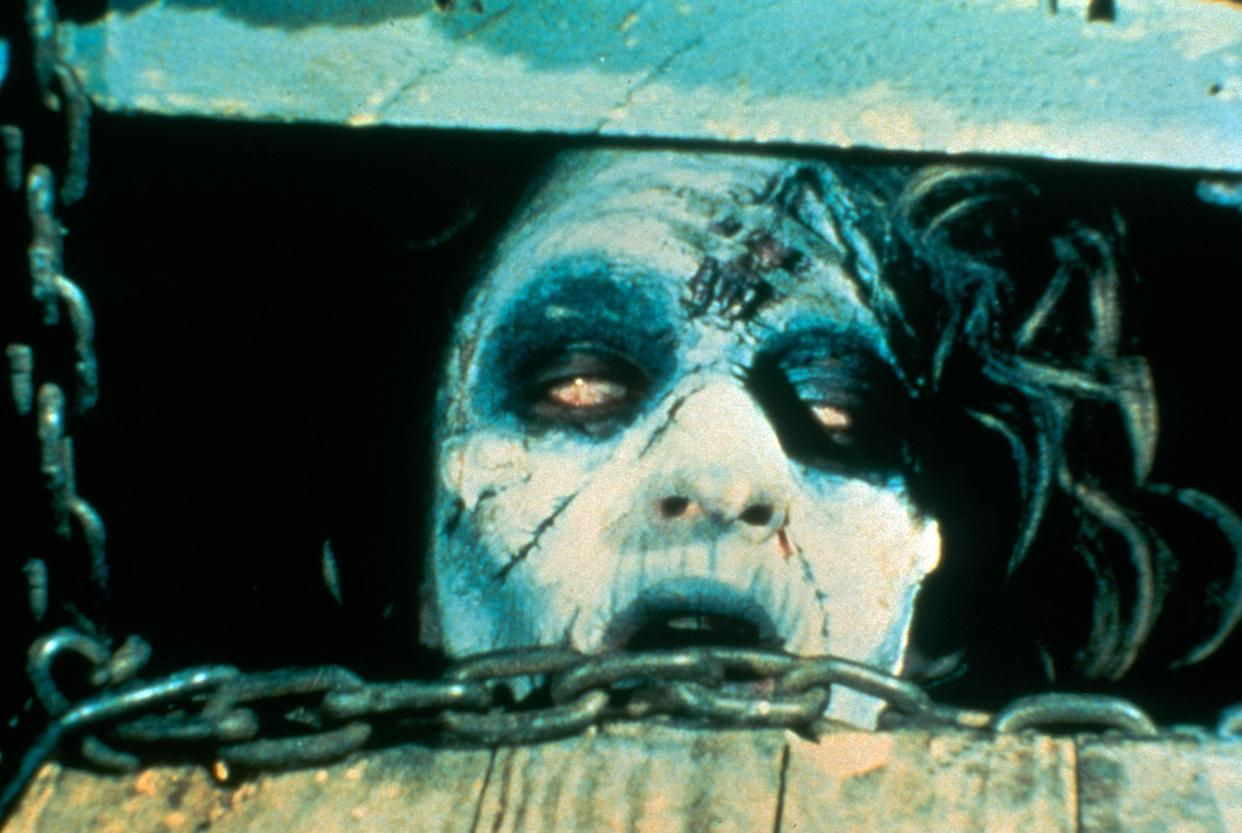 There's a monster in the basement in the horror classic The Evil Dead (Photo: New Line Cinema/courtesy Everett Collection)