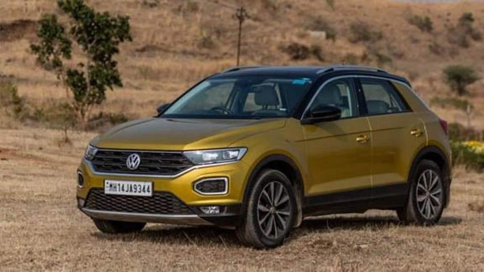 2021 Volkswagen T-Roc SUV becomes costlier by Rs. 1.36 lakh