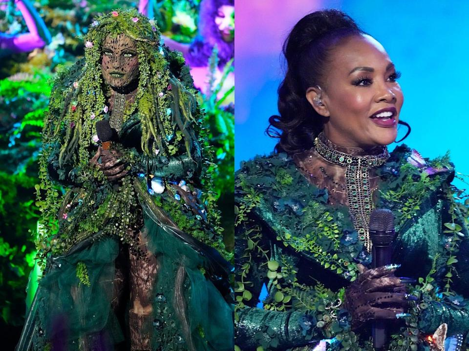 vivica a fox on the masked singer