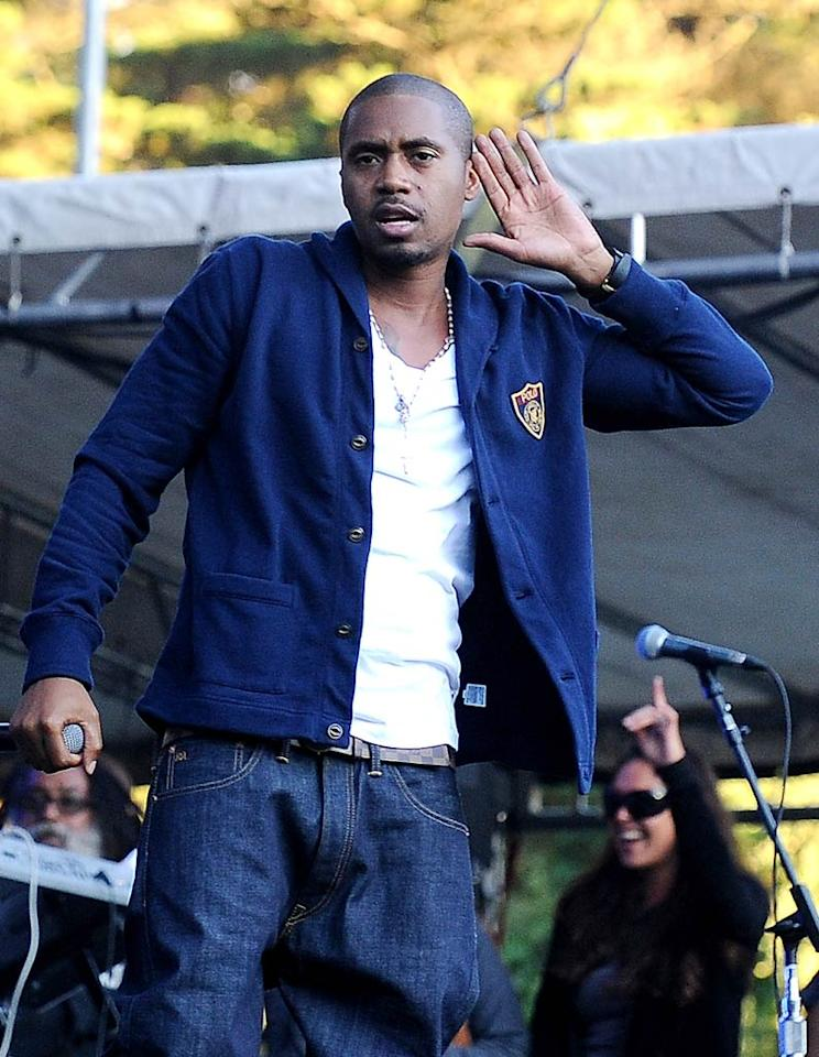 """September 14: Nas turns 37 C Flanigan/<a href=""""http://www.gettyimages.com/"""" target=""""new"""">GettyImages.com</a> - August 15, 2010"""