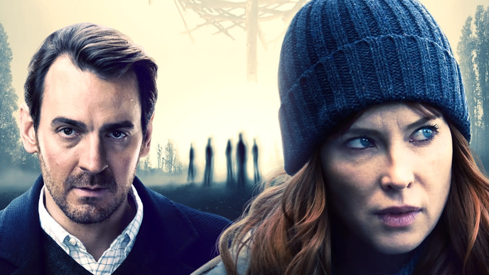 'The Gloaming' follows mismatched cops investigating a murder. (Disney)
