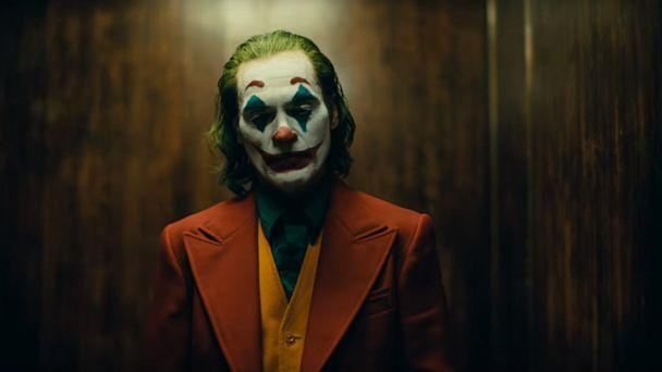 PHOTO: Joaquin Phoenix in a teaser trailer of 'The Joker' in theaters, Oct. 4, 2019. (Warner Bros. Pictures)