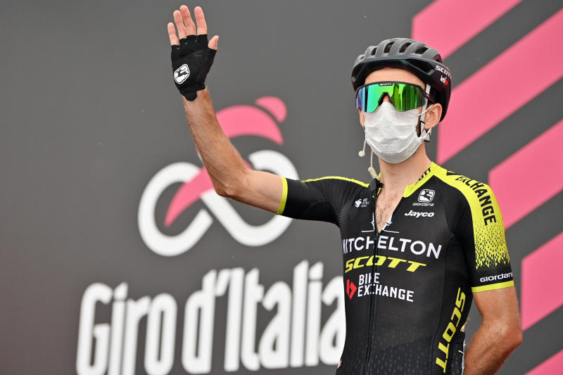 Simon Yates' exit means that both of Britain's overall contenders in the race are out