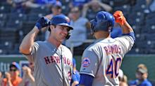 Mets slugger Pete Alonso sets NL rookie homer record with 40th blast