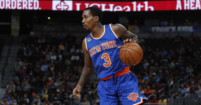 "<a class=""link rapid-noclick-resp"" href=""/nba/players/4615/"" data-ylk=""slk:Brandon Jennings"">Brandon Jennings</a> was the 10th pick in the 2009 draft. (AP)"
