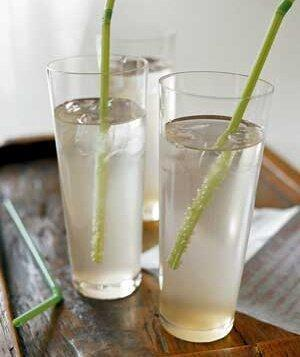 Real Simple Homemade Ginger Ale