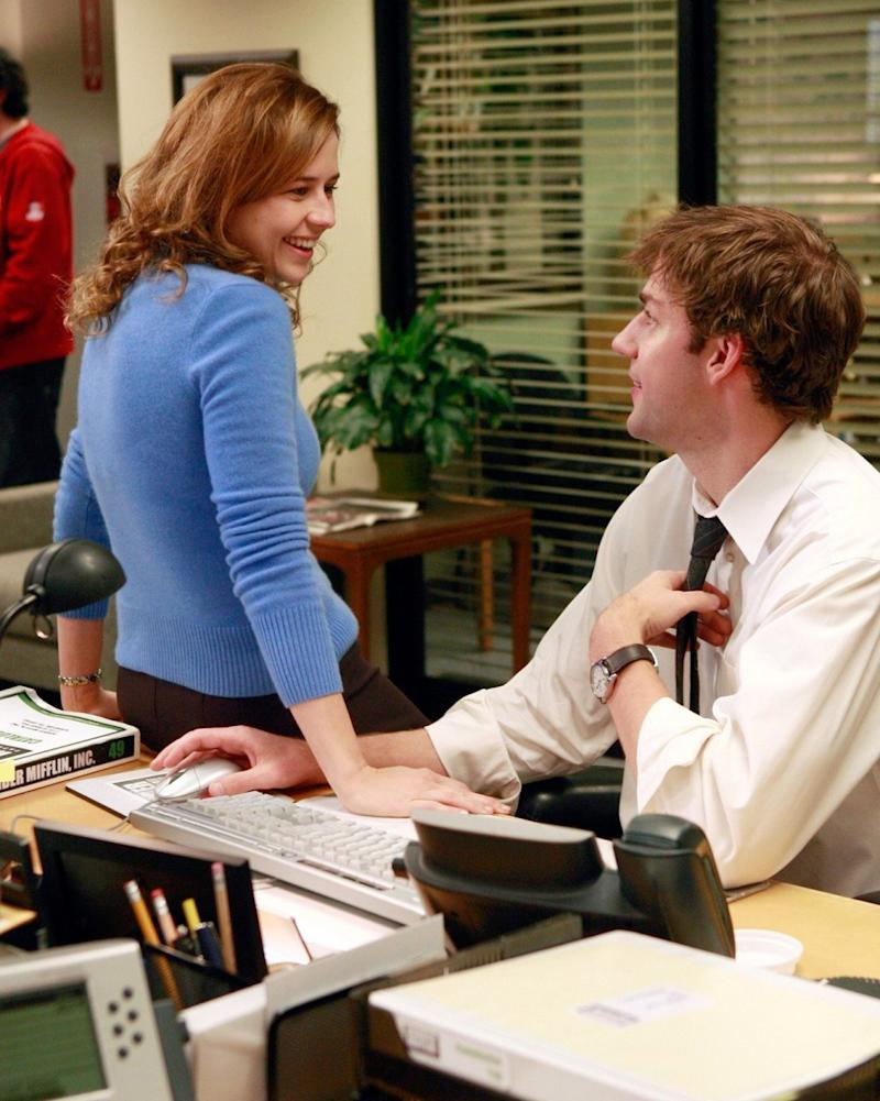 "You Won't Believe the Original Ending for Jim and Pam's Wedding on ""The Office"""