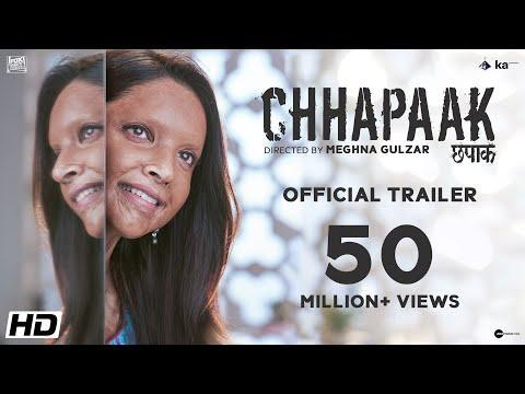 """<p>This movie is based on the real story of Laxmi Agarwal, who was attacked with acid when she was just 15 years old. In the movie, Malti (Deepika Padukone) is an acid attack survivor seeking justice not just for the crime committed against her, but to change the laws regarding acid sales. She and her family go through trials and tribulations throughout the process, but she also finds love.</p><p><a href=""""https://www.youtube.com/watch?v=kXVf-KLyybk"""" rel=""""nofollow noopener"""" target=""""_blank"""" data-ylk=""""slk:See the original post on Youtube"""" class=""""link rapid-noclick-resp"""">See the original post on Youtube</a></p>"""