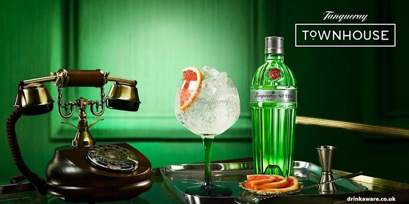 Photo credit: Tanqueray Townhouse