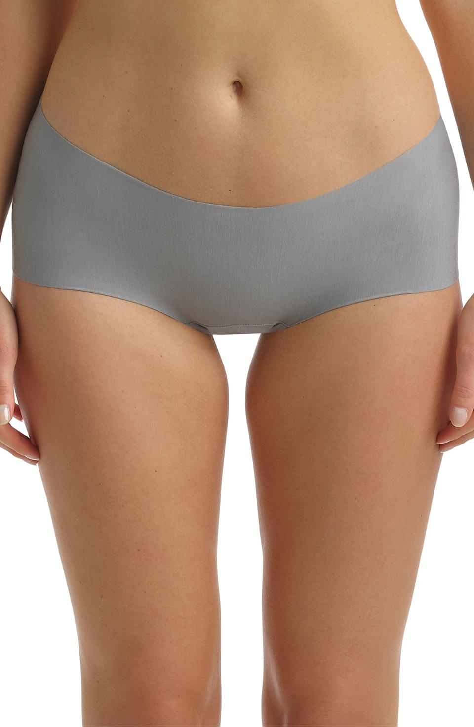 <p>These ultrasoft <span>Commando Butter Seamless Hipster Panties</span> ($$28) are perfect if you don't want lines under your clothes.</p>