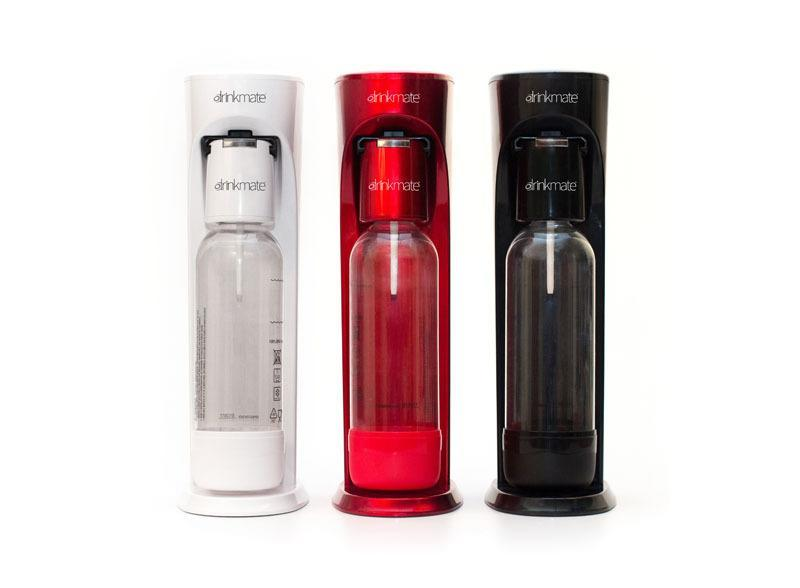 """<p>This takes soda streams to the next level because you can carbonate more than just water. Easily transform your favorite white wine into a sparkling wine or turn any of your favorite drinks and cocktails into a bubbly beverage. <b>Price: $110. <a href=""""https://www.touchofmodern.com/sales/drinkmate/drinkmate"""" rel=""""nofollow noopener"""" target=""""_blank"""" data-ylk=""""slk:Get Drinkmate"""" class=""""link rapid-noclick-resp"""">Get Drinkmate</a>. </b><i>(Photo: Touch of Modern)</i></p>"""