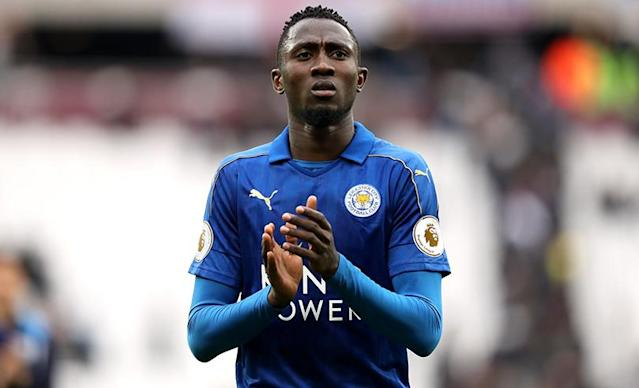 The Nigerians team wentdown1-0 to Atletico Madrid in the first leg of their Champions League tussle, but Leicesters January signing is showing there is life beyond NGolo Kante