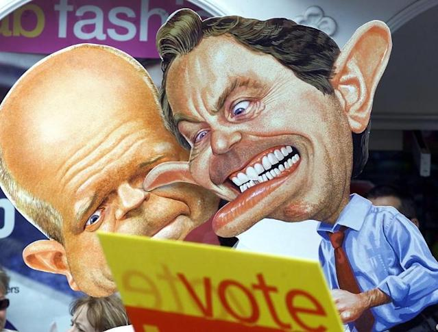 William Hague signals end to rollercoaster political life
