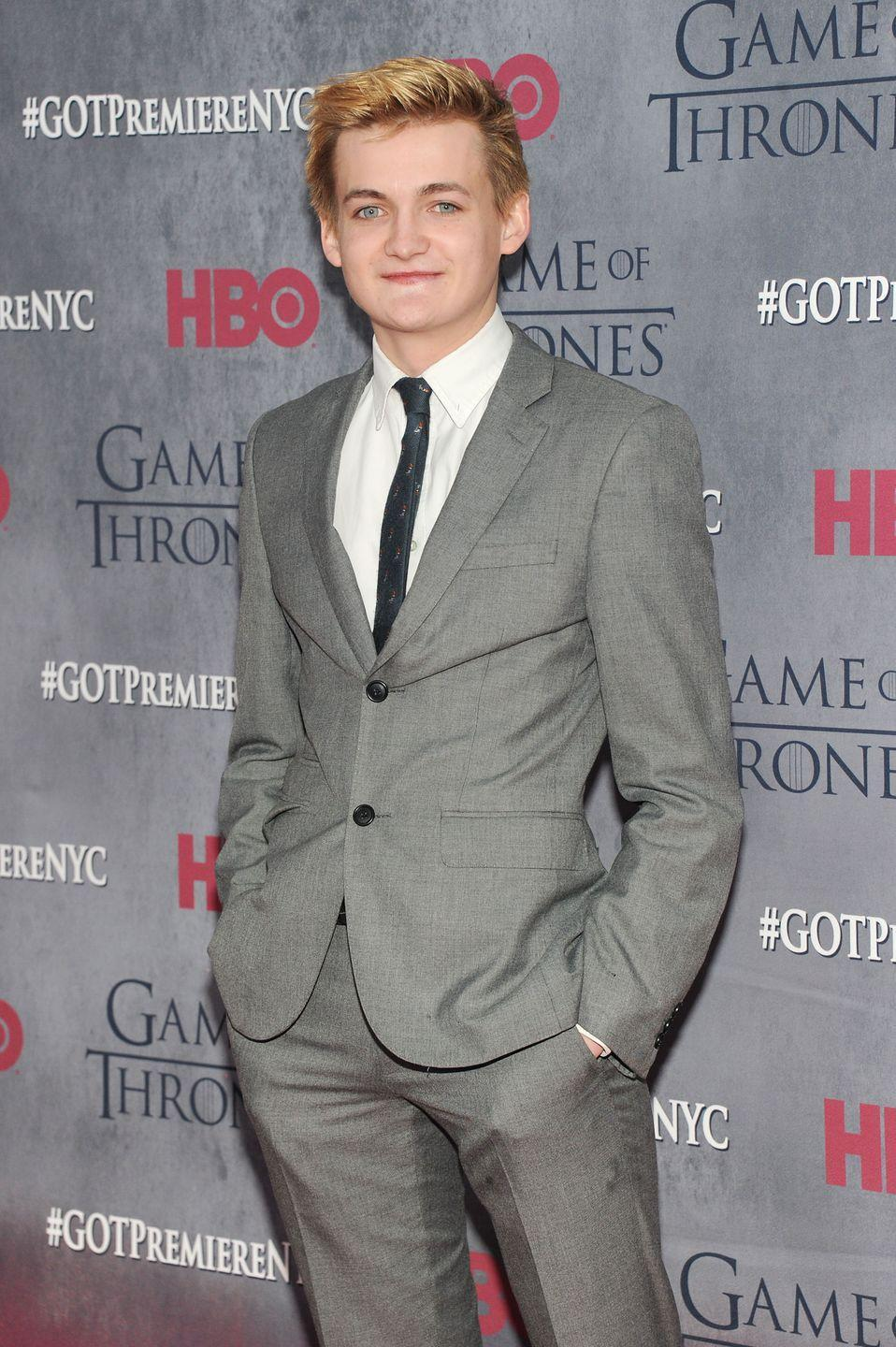 "<p>Didn't think the man portraying King Joffrey was born and raised in Westeros, did you? Lucky for Irish <em><a href=""https://www.menshealth.com/entertainment/a26754398/nikolaj-coster-waldau-game-of-thrones-interview/"" rel=""nofollow noopener"" target=""_blank"" data-ylk=""slk:Game of Thrones"" class=""link rapid-noclick-resp"">Game of Thrones</a></em> fans, the county of Cork is where the actor grew to love his chosen profession. </p>"