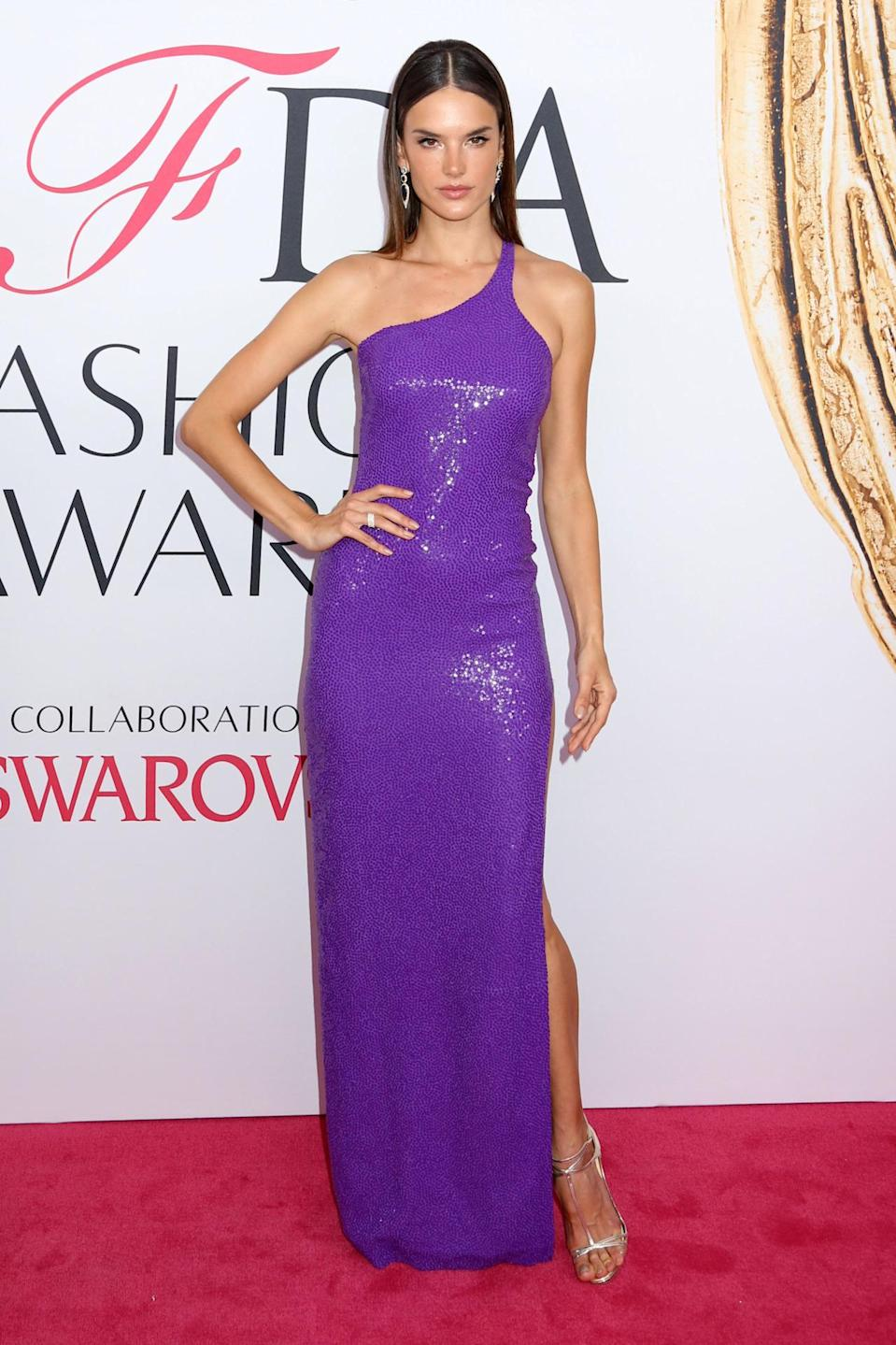 <p>The Victoria's Secret model has her own clothing and cosmetics line. <i>[Photo: PA]</i></p>