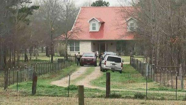 Five people, including a 15-month-old, were found apparently shot to death at a home in Texas. (KTRK)