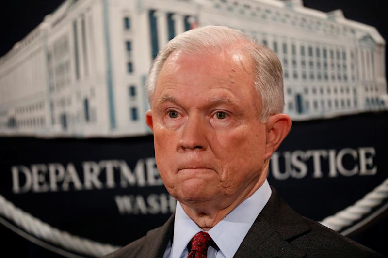 LGBTQ rights groups slammed Attorney General Jeff Sessions for rescinding an Obama era directive that protected transgender government workers from discrimination.