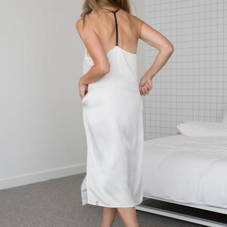 """<h2>Lunya Washable Silk Slipdress<br></h2><br><strong><em>The Barely-There</em></strong><br><br>Enthusiasts of '90s minimalism should add this restrained silk slip dress to their carts ASAP. Loose and forgiving while still possessing an impossible chic, this is the perfect dress for rolling out of bed and hitting the streets on a sweltering Saturday morning. (We choose to show you the back because we're especially obsessed with the adjustable """"T"""" strap detail.)<br><br><strong>The Hype: </strong>4.7 out of 5 stars; 304 reviews on Lunya.com<br><br><strong>What They're Saying: </strong>""""I received my silk slip dress and it was more lovely than I could have hoped. It fits like a dream and feels amazing. I am also delighted with the pockets, that not only fit my phone, but are hidden in the flow of the dress, so the silhouette is not ruined when you stuff them full. It's my new go-to for an easy and sophisticated outfit."""" — Shelby D., Lunya.com reviewer<br><br><em>Shop <strong><a href=""""http://lunya.com"""" rel=""""nofollow noopener"""" target=""""_blank"""" data-ylk=""""slk:Lunya"""" class=""""link rapid-noclick-resp"""">Lunya</a></strong></em><br><br><br><strong>Lunya</strong> Washable Silk Slip Dress, $, available at <a href=""""https://go.skimresources.com/?id=30283X879131&url=https%3A%2F%2Fwww.lunya.co%2Fcollections%2Fdresses%2Fproducts%2Fwashable-silk-slip-dress%3Fvariant%3D31451780644907"""" rel=""""nofollow noopener"""" target=""""_blank"""" data-ylk=""""slk:Lunya"""" class=""""link rapid-noclick-resp"""">Lunya</a>"""