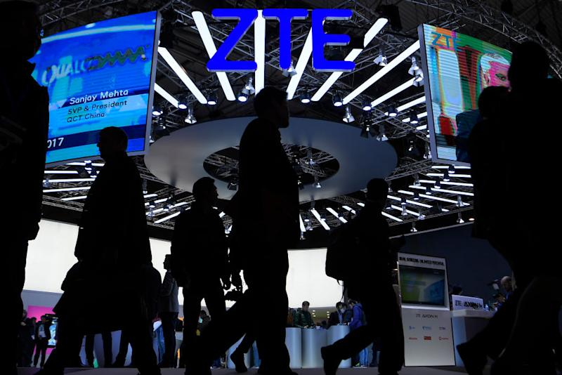 House committee accepts amendment to uphold ZTE ban