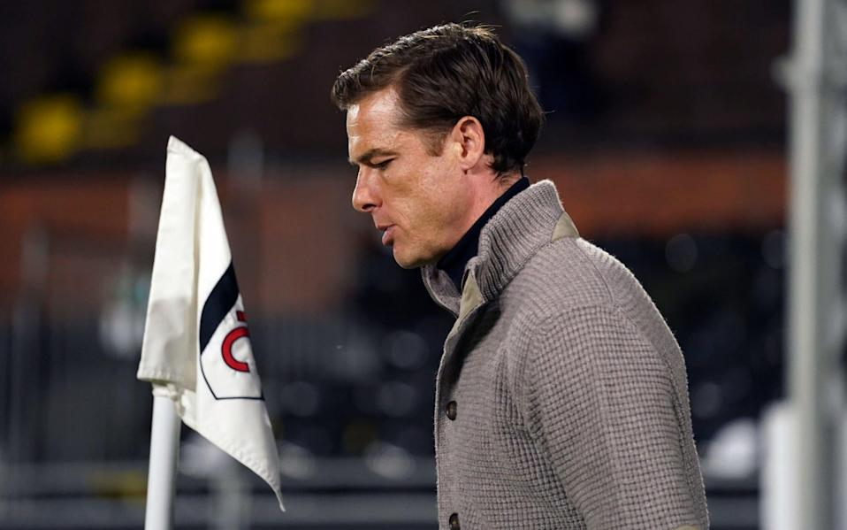 Scott Parker is looking to end the season on a high, despite Fulham's relegation - PA