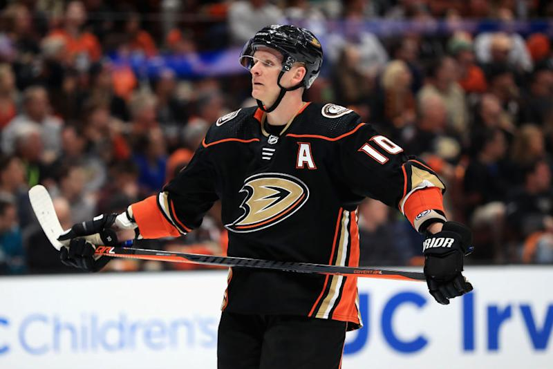 Ducks Buy Out Corey Perry