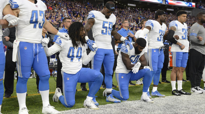 NFL Pledges Donations To Military Nonprofits In Hashtag Campaign