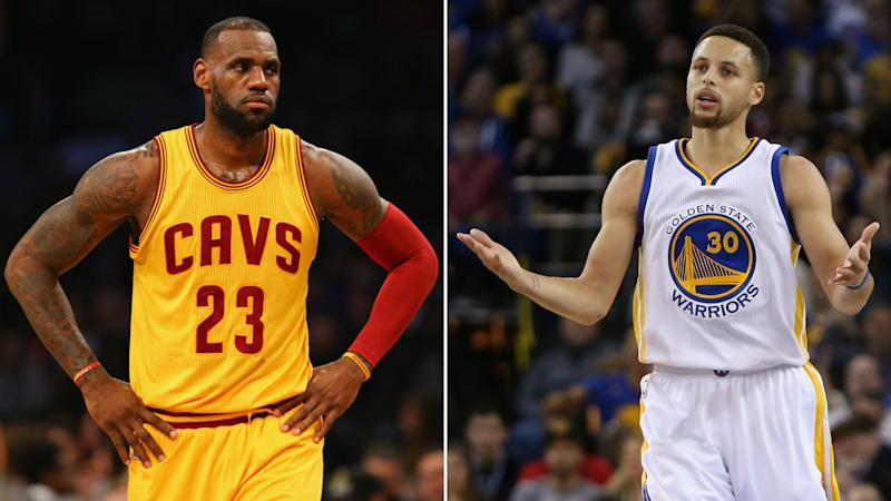 NBA playoffs 2017: Did the Warriors steal the Cavs' slogan? The internet thinks so