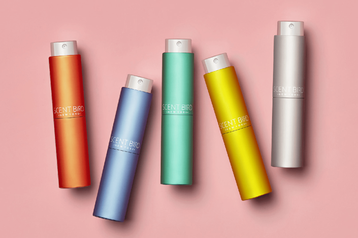"""<p>Choosing a fragrance can be tricky, so Scentbird lets its members try out different perfumes before they commit to going out and buying a full-size bottle. And yet, each 8 ml bottle is enough to hold 140 sprays! </p><p><strong>Price: </strong>$16/box </p><p><a class=""""link rapid-noclick-resp"""" href=""""https://go.redirectingat.com?id=74968X1596630&url=https%3A%2F%2Fwww.scentbird.com%2F&sref=https%3A%2F%2Fwww.goodhousekeeping.com%2Fholidays%2Fmothers-day%2Fg31992924%2Fbest-subscription-boxes-for-moms%2F"""" rel=""""nofollow noopener"""" target=""""_blank"""" data-ylk=""""slk:BUY NOW"""">BUY NOW</a></p>"""