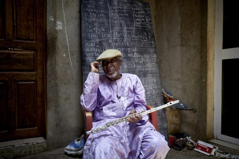 One of the original modernisers of Malian music, 82-year-old Sory Bamba infused traditional sounds with funk and jazz