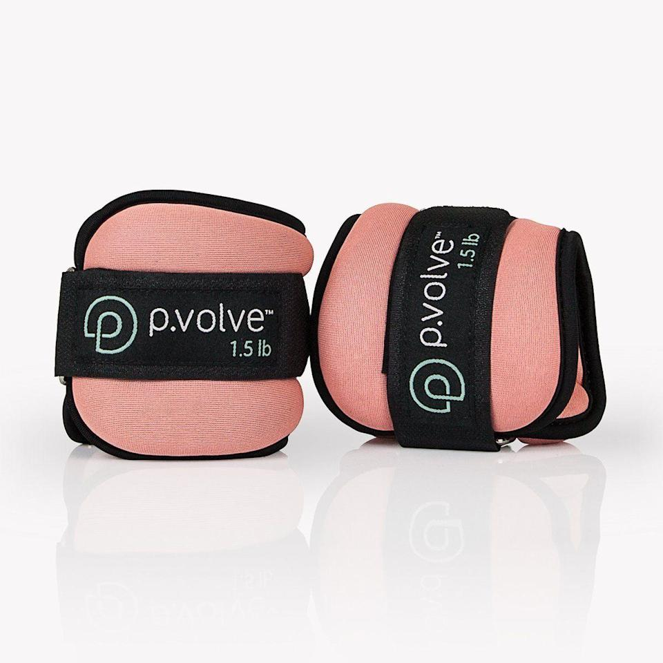"""<p>pvolve.com</p><p><strong>$19.99</strong></p><p><a href=""""https://go.redirectingat.com?id=74968X1596630&url=https%3A%2F%2Fwww.pvolve.com%2Fproducts%2F1-5lb-ankle-weights-peach&sref=https%3A%2F%2Fwww.womenshealthmag.com%2Flife%2Fg33822690%2Fcheap-christmas-gifts%2F"""" rel=""""nofollow noopener"""" target=""""_blank"""" data-ylk=""""slk:Shop Now"""" class=""""link rapid-noclick-resp"""">Shop Now</a></p><p>Not only are these high-quality ankle weights only $20, but they're also super cute. They're perfect for the relative that's been wanting to step up their fitness game or for your workout buddy that doesn't have space for huge dumbbells in her apartment. </p>"""